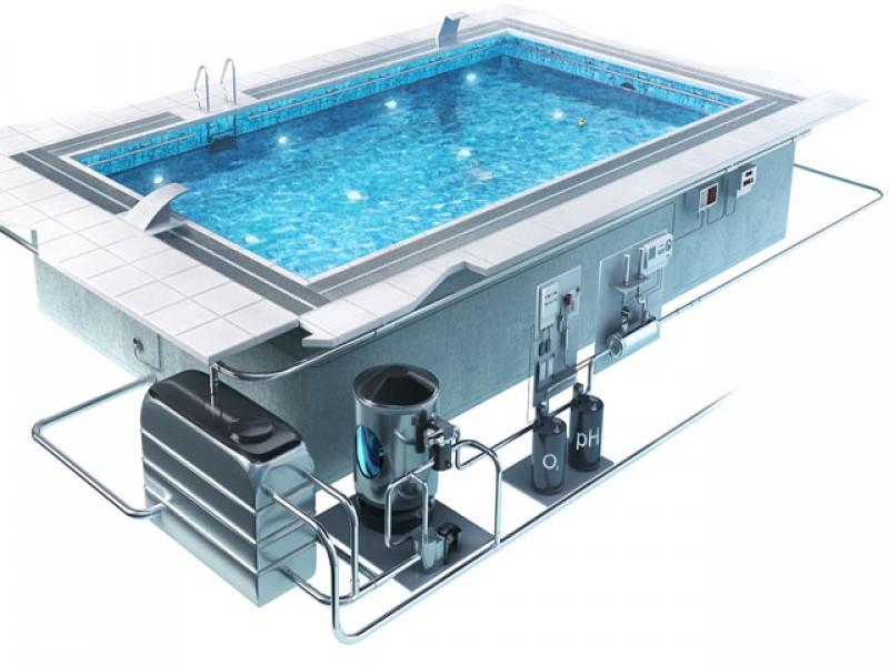 водоподготовка для бассейнов